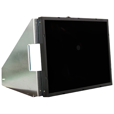 "Ceronix 17"" LCD monitor netplex touch - CPA2214 - Item Photo"