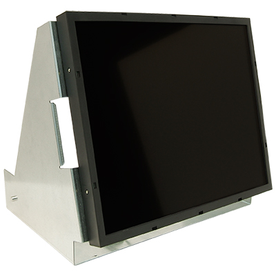 "19"" LCD Upright Netplex TouchMonitor - CPA2409 - Item Photo"