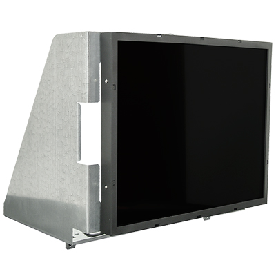 "Ceronix 19"" LCD monitor serial touch - CPA2410 - Item Photo"