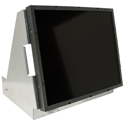 "19"" LCD Upright Serial Touch Monitor - CPA2414 - Item Photo"