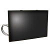 "Ceronix 19"" LCD monitor serial touch - CPA2441"