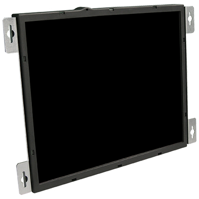 "Ceronix 17"" LCD monitor with glass - CPA3053 - Item Photo"