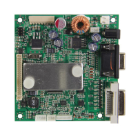AS7-3017 - KRISTEL NEW A/D BOARD FOR LCD19-015, 017, 022