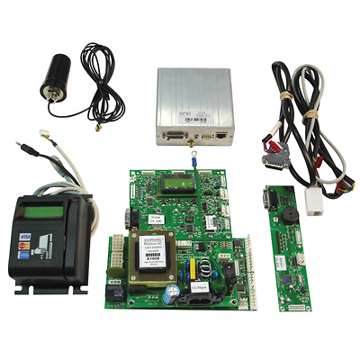 Wireless Credit Card Kit for AC2002 & AC6000 Manufactured Prior to 2004 (Old Logic Board) - AC1067-SUW-KIT - Item Photo