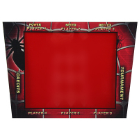 B-23E - Front Spider Panel for Kalkomat Boxing Game