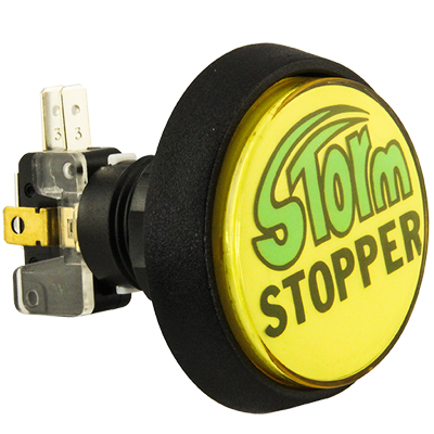 ICE cyclone game Storm Stopper Button  - CC-7005X - Item Photo