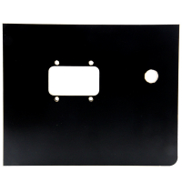 CPYECSER50202 - Valley pool tables Black Push Chute Door 8-1/4