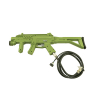 COMPLETE ASSEMBLY GUN AND HOSE FOR SEGA GHOST SQUAD - CTF-2100-01