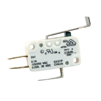 H80410073001DN - Single Switch for Dixie Narco