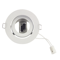 EA0312 - Lamp Holder, Downlight Swivel Action for LAI Games