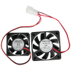 Dual Fan Assembly for Merit ION Aurora - EC0226-01