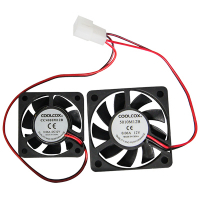 EC0226-01 - Dual Fan Assembly for Merit ION Aurora