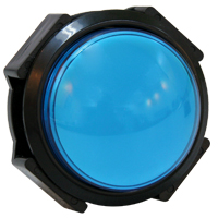 Blue Button, Push Start/Stop for LAI Lighthouse & Stacker Game - EA0533 - Item Photo