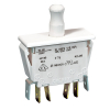 Double Pole Panel Mount Switch - OF7930AB