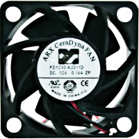 FAN-DC12V-40-40 - Cooling Fan, 1.37