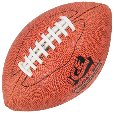 "ICE 2 minute drill 8-1/2"" Leather Football - FB3001L - Item Photo"