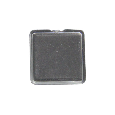 Square Pushbutton for National Vendors, Clear - H1472251N - Item Photo