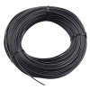 Plastic Fiber Optic Cable, Double Mode - 328 Ft./100 Meter Roll - HFBR-RUD100