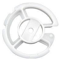 Spiral Retainer, White for AP Machines - H440287AP - Item Photo