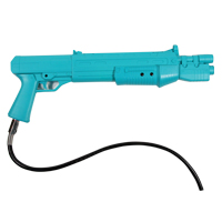 HDT-2100-01 - Sega, Green, Gun, For House of Dead 3