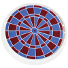 Valley dart game (Red/blue) Spider & Segment Kit - N25-0-00-00