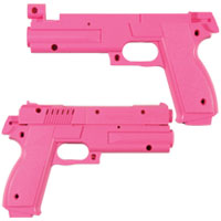 Gun Cover, Right, Pink for Time Crisis 1, 2, 3 and Point Blank 1 & 2 - PB09-0343-1 - Item Photo