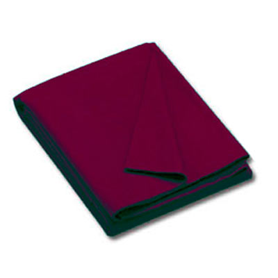 Champioship Valley Teflon Ultra, Burgundy,  19oz., Pre-Cut Cloth, 7 Ft. Table, Un-backed - 26-1534-627 - Item Photo