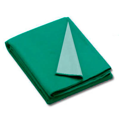 Championship Valley Teflon Ultra, Championship Green, 20 oz., Pre-Cut Cloth, 8 Ft. Table, Backed - 26-1534-318 - Item Photo