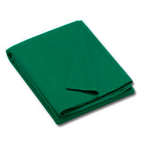 26-1534-317 - Championship Valley Teflon Ultra, Championship Green, 19 oz., Pre- Cut Cloth, 7 Ft. Table, Un-backed