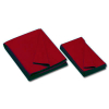 Championship Saturn, Red, 20 oz., Pre- Cut Cloth, 7 Ft. Table, Teflon, Un-backed - 26-0690-00