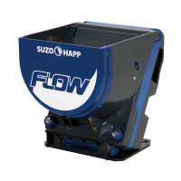 RBM-712A-3S - Flow coin Hopper 19-22MM diameter & 2.1MM thick coin w/ Parallel/non-encrypted interface
