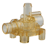 Commodity Valve Body For RMI Coffee Machines - H27786RM - Item Photo