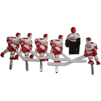 SC1000UICER - ICE Chexx Red/white hockey players (6)