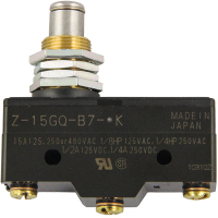 SW3190 - Limit Switch for Skee Ball Super Shot