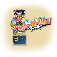 340050-1 - Strobe for Spin-N-Win by Skeeball