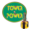 Small Dome for Power of Tower - Clear - 3400126