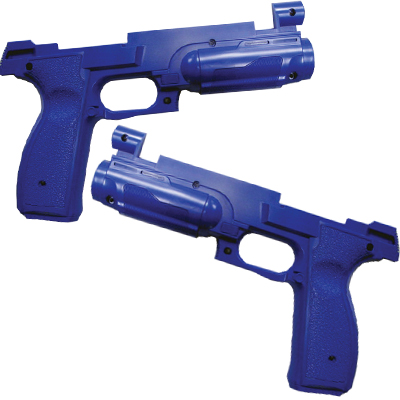 Replacement Blue Gun Set for Namco Time Crisis 4 - TF09-11678-01 - Item Photo