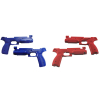 Gun Body Cover, Left, Red for Time Crisis 4 - TF091167400