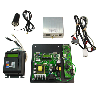 Wireless Credit Card Kit for Machines with Universal Logic Board - WIRELESSONE-KIT - Item Photo