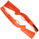 HOUSING RIGHT HALF FOR SEGA PUMP ACTION SHOTGUN ORANGE - 96-0728-00R